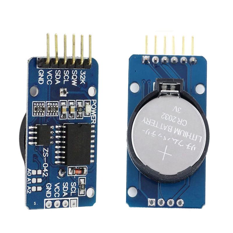 ds3231 rtc real time clock module microchip lkRealtimeclockcalendarrtcccircuitmicrochip #18