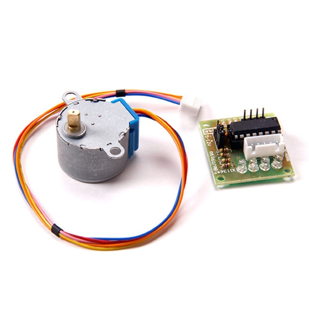 28byj 48 stepper motor with driver for What is a stepper motor